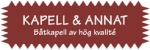 Kapell & Annat