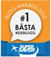 Symary.com har korats till Sveriges bästa reseblogg