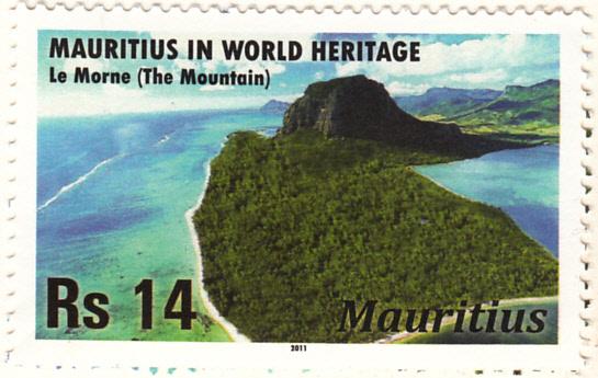 Le Morne seglade in på UNESCOs världsarvslista 2008. Som en viktig symbol för slavarnas frihetskamp.