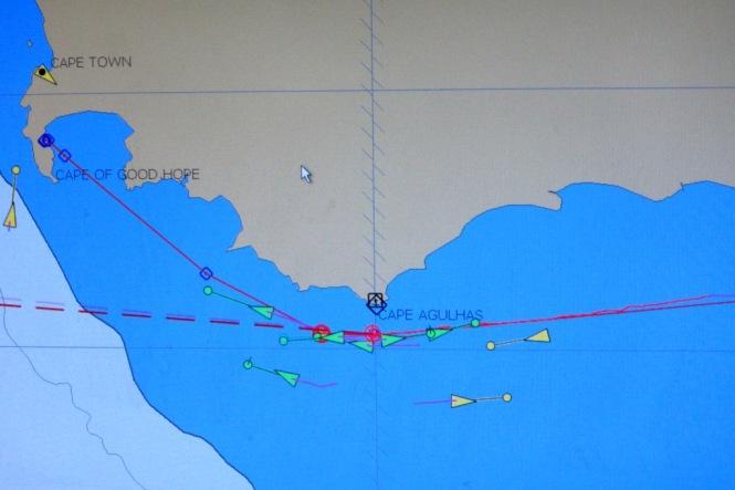 Mary af Rövarhamn rundar Afrikas motsvarighet till Skygehuk.