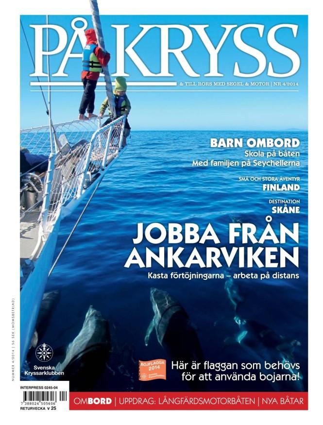 På Kryss ,  nummer 4 2014