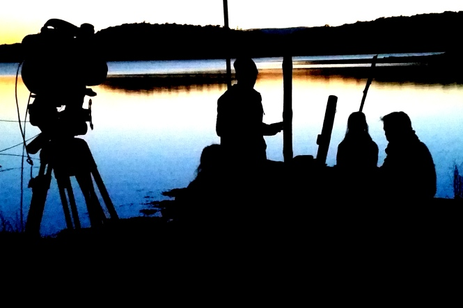 Filmafton i Kroken