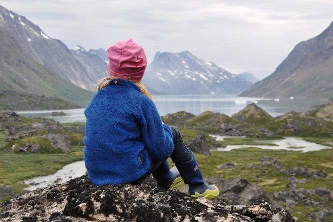 Kan man få för mycket av höga berg och djupa fjordar? Jag tror inte det.